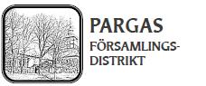 Pargas församlingsdistrikt - Förstasidan
